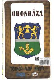 Orosháza (térkép) - Régikönyvek