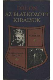 A vaskirály - A megfojtott királyné - Régikönyvek