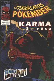 A Csodálatos Pókember 1995/6. 73. szám - Régikönyvek