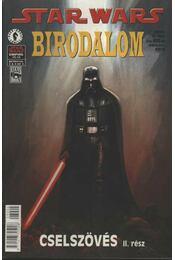 Star Wars 2003/4. 37. szám - Birodalom - Régikönyvek