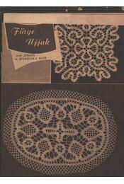 Fürge Ujjak 1958. II. évfolyam (Hiányos) - Régikönyvek