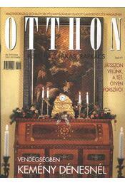 Otthon 2001/december XIII.évfolyam - Régikönyvek