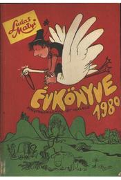 Ludas Matyi Évkönyve 1980. - Régikönyvek