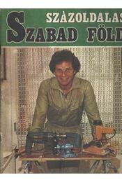 Százoldalas Szabad Föld 1985/nyár - Régikönyvek