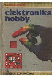 Elektronika-hobby 1981 - Régikönyvek