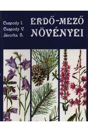 Erdő-mező növényei - Régikönyvek