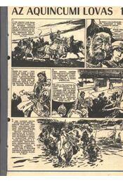 Az aquincumi lovas 1. 1972. (21-36 szám 16. rész) - Régikönyvek