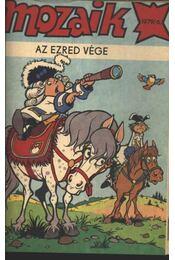 Az ezred vége (Mozaik 1979/6.) - Régikönyvek