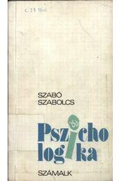 Pszichologika - Régikönyvek