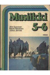 Musiikki 5-6 - Régikönyvek