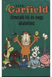 Zseb-Garfield 42.szám - Régikönyvek