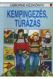 Kempingezés, túrázás - Régikönyvek