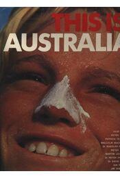 This is Australia - Régikönyvek