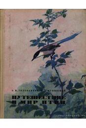 Utazás a madarak világába (Путешествие в мир птиц) - Régikönyvek