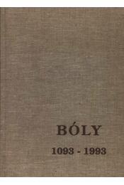 Bóly 1093-1993 - Régikönyvek