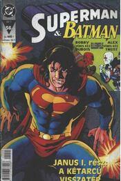Superman és Batman 2001/5. - Régikönyvek