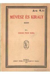 Művész és király - Régikönyvek