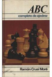 ABC completo de ajedrez - Régikönyvek