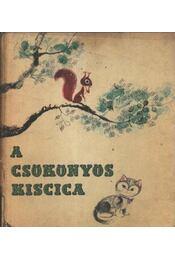 A csökönyös kiscica - Régikönyvek