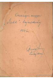 Országos Magyar Sakkbajnokság - 1946 - Régikönyvek