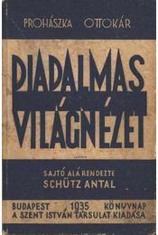 Diadalmas világnézet - Régikönyvek