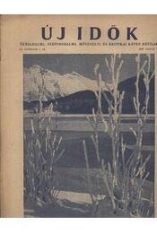 Új Idők 1949. évf. (hiányos) - Régikönyvek