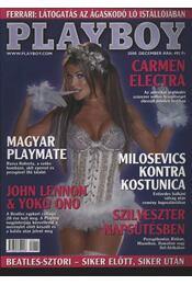 Playboy 2000. december - Régikönyvek