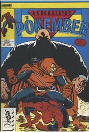 A Csodálatos Pókember 1991/1. 20. szám - Régikönyvek