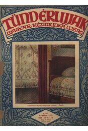 Tündérujjak 1929. Április 4. szám - Régikönyvek