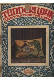 Tündérujjak 1929. január 1. szám - Régikönyvek