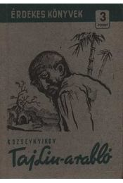Taj Liu - a rabló - Régikönyvek