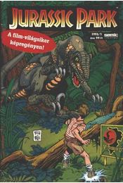 Jurassic Park 1993/1 - Régikönyvek