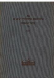 Az Iparművészeti Múzeum és a Hop Ferenc Keletázsiai Művészeti Múzeum évkönyvei X. - Régikönyvek