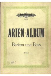 Arien-album - Régikönyvek