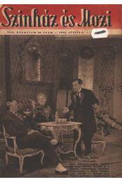 Szinház és Mozi 1955. június VIII. évfolyam 22. szám - Régikönyvek