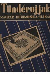 Tündérujjak 1934. augusztus X. évf. 8. (112.) szám - Régikönyvek
