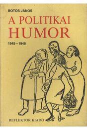 A politikai humor 1945-1948 - Régikönyvek