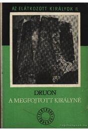 A megfojtott királyné (Az elátkozott királyok II.) - Régikönyvek