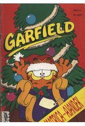 Garfield 1991/12. 24. szám - Régikönyvek