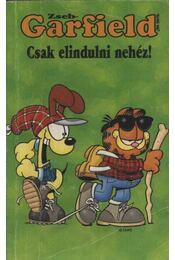 Zseb-Garfield 36. szám - Régikönyvek