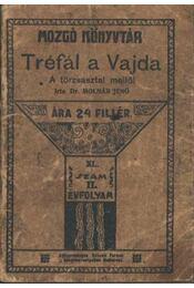 Tréfál a Vajda - Régikönyvek