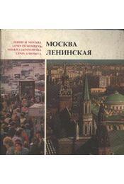 Moszkva Leninszkaja - Régikönyvek