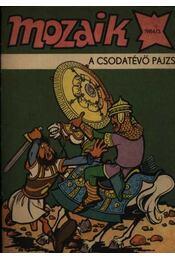 A csodatévő pajzs (Mozaik 1984/3) - Régikönyvek