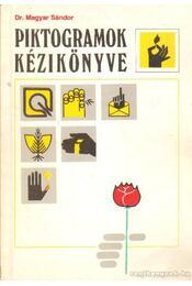 Piktogramok kézikönyve - Régikönyvek