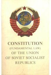 Constitution - Régikönyvek