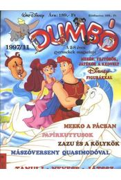 Dumbó 1997/11 - Régikönyvek