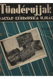 Tündérujjak 1933. február IX. évf. 2. (94.) szám - Régikönyvek