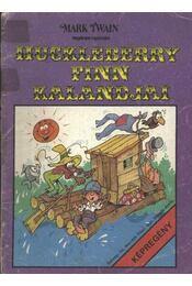 Huckleberry Finn Kalandjai - Régikönyvek