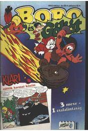 Bobo és Góliát 1993/2. március - Régikönyvek