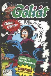 Góliát 1992/3 június 53. szám - Régikönyvek